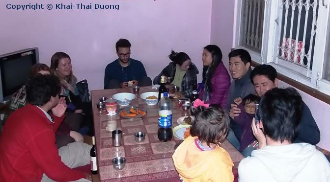 Unterkunft in Nepal - Hostel, Hotel oder Gastfamilie.