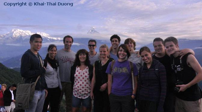 Individualreise oder Gruppenreise nach Nepal.