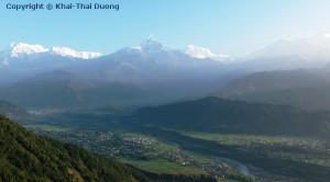 Nepal - das Dach der Welt mit den meisten Achtausendern.