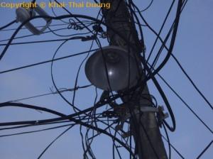 Nepal Infrastruktur - Load Shedding - Stromausfälle in Nepal