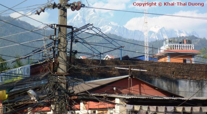 Strom, Elektrizität, Wasser, Internet