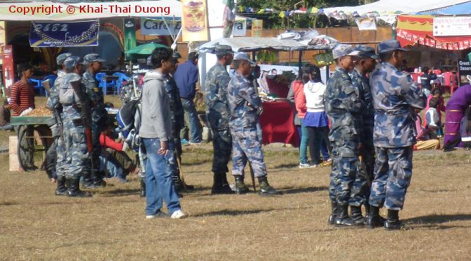 Nepal Sicherheit - Allgemeine Sicherheitshinweise für Ihre Nepal Reise.