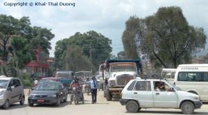 Öffentliche Verkehrsmittel in Nepal - Taxi, Bus, Rikscha