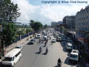 Nepal Verkehr - Straßen und Highways