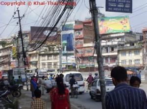 Nepal Infrastruktur - Verkehr-Straße
