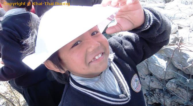 Nepal Hilfe - gemeinsam bedürftigen Kindern in Nepal helfen