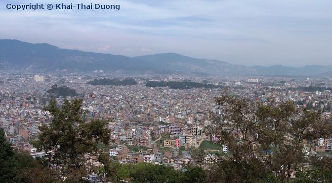 Das Kathmandu-Tal - Tradition und Moderne.