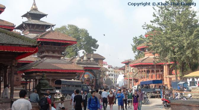 Das Kathmandu-Tal - Tradition trifft auf Moderne.