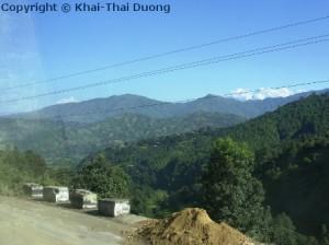 Busfahrt-Kathmandu-Pokhara_Aussicht