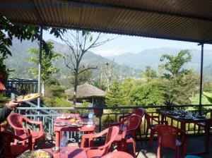 Busfahrt-Kathmandu-Pokhara_Rast