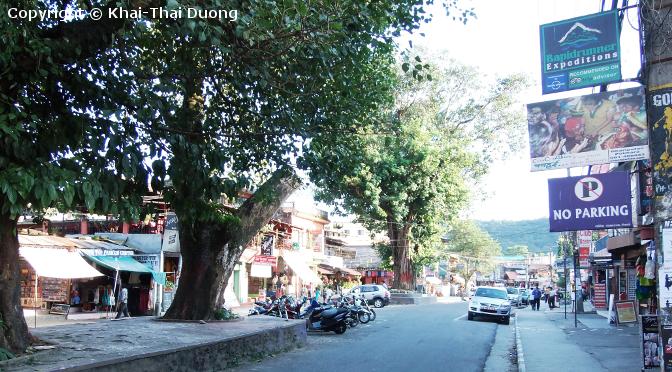 Paradise Pokhara - Ruhepol für Touristen.