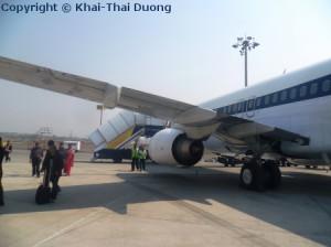 Flüge nach Nepal - Jet Airways fliegt über Indien nach Kathmandu, Nepal.
