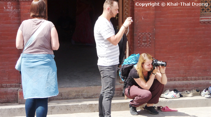 Nepal gilt aufgrund der vielen Motive als Fotoparadies.