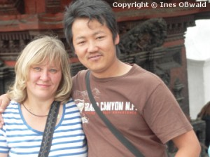 Nepal Himalaya Reisen_Ines und Bijay