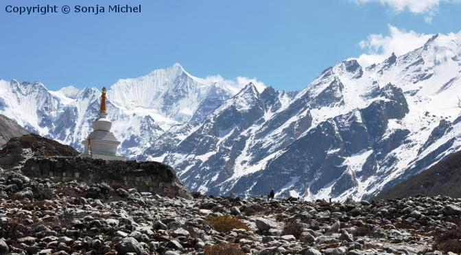 Nepal Reisen - Trekking im Himalaya.