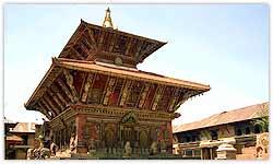 Changu Narayan Tempel Quelle: http://nepal.saarctourism.org/changu-narayan.html