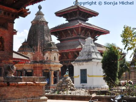 Patan Durbar Square - der kleinste der drei Durbar Squares