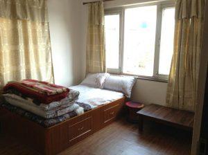 Wie wäre es mit unserer Unterkunft in Kathmandu?
