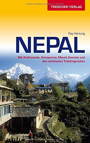 """""""Reiseführer Nepal"""" von Ray Hartung."""