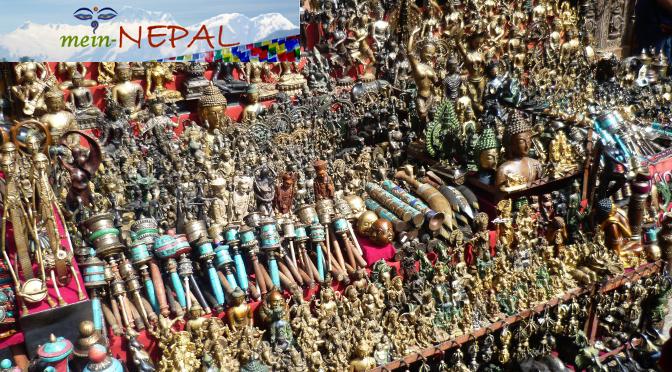 Der mein-Nepal Shop - online einkaufen und helfen.
