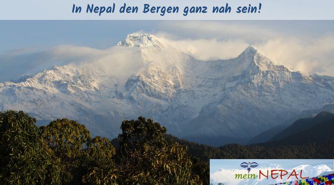 Der monumentale Himalaya lässt jedes Herz höher schlagen.
