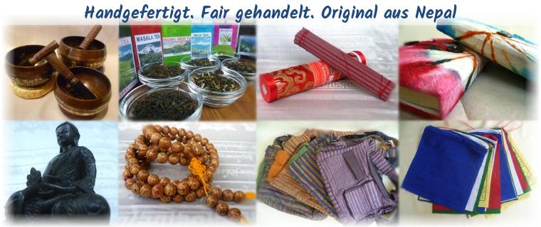 Der mein-Nepal Shop - handgefertigt, fair gehandelt, original aus Nepal.