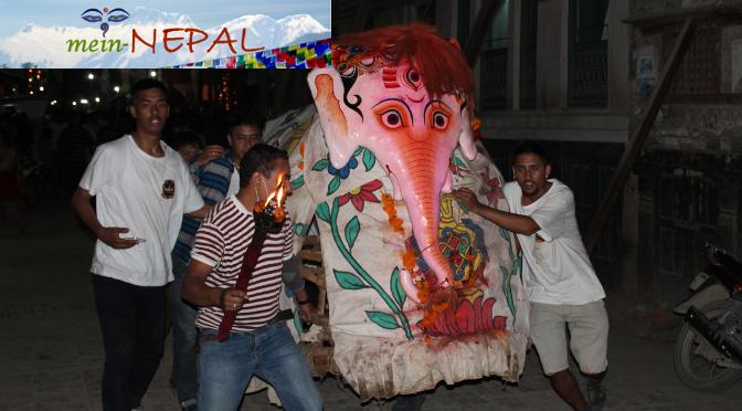 Erfahrungsbericht aus Nepal - Von Teufeln und Geistern