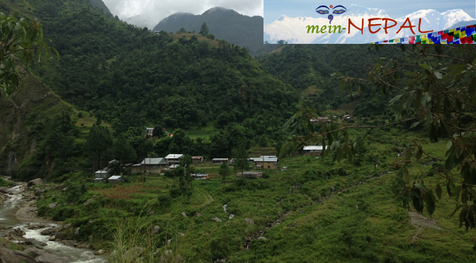 Ikudol - Das Dorf am Rande der Welt