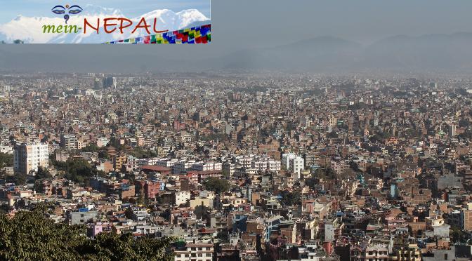 Reiseberichte Nepal - Bei Ankunft Schock