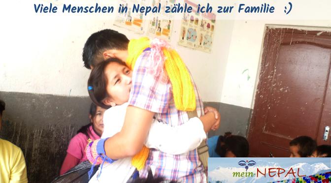 Nepal ist mein zweites Zuhause.