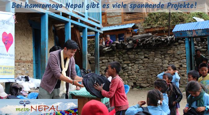mein-Nepal umfasst so vieles mehr als nur Reiseinformationen.