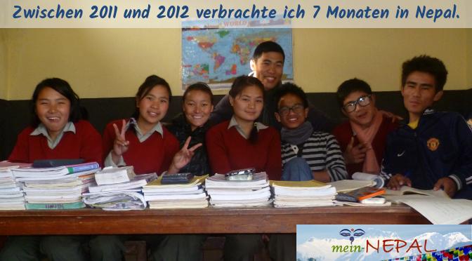 Während meiner Zeit an der Snowland Schule mit der damaligen 9. Klasse.