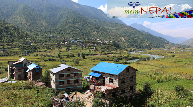 Dokumentationen über Nepal.