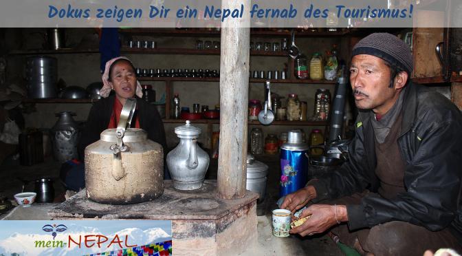Dokumentationen können Dir Nepal näher bringen, wie Du es als Reisender wohl nicht wahrnehmen würdest.