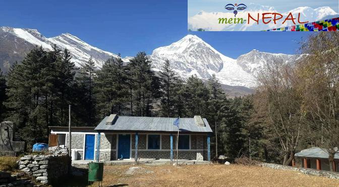 Empfehlung für eine Dokumentation über Mustang, Nepal.