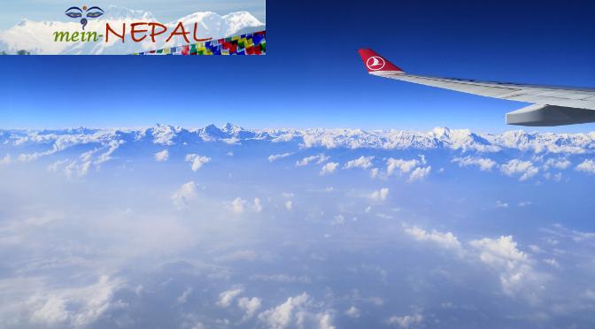 Günstige Flüge nach Nepal buchen.