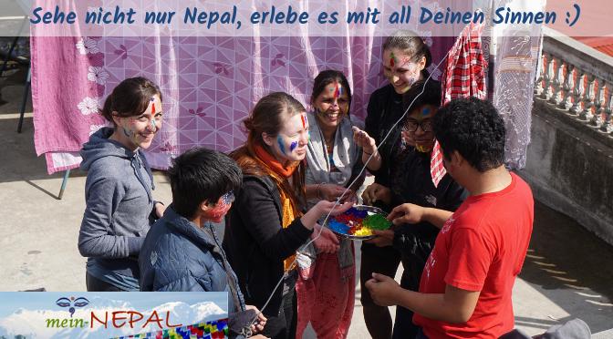Du lernst Nepal erst kennen, wenn Du aus der Touristenblase ausbrichst.