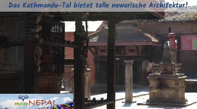 Im Kathmandu-Tal kannst Du in einzelnen Stätten viel von der Geschichte und Tradition Nepals erfahren.