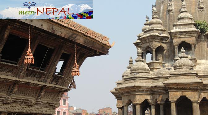 Die wichtigsten Sehenswürdigkeiten im Kathmandu-Tal auf einem Blick.