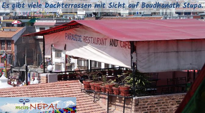 Rooftop Restaurants und Cafés versprechen einen schönen Ausblick.