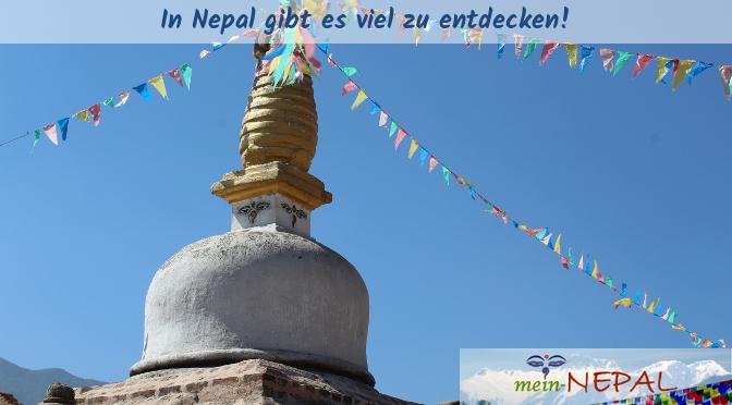 Wer gut vorbereitet ist, wird in Nepal viel entdecken können.