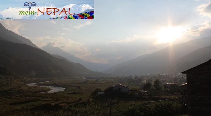 Das aktuelle Wetter in Nepal (Kathmandu, Pokhara, Chitwan).
