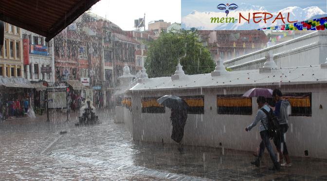 Die perfekte Reisezeit für Nepal liegt in den Wintermonaten zwischen Oktober und März, wenn kein Monsun herrscht.