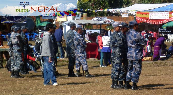 Allgemeine Sicherheitshinweise für Deine Nepal Reise.