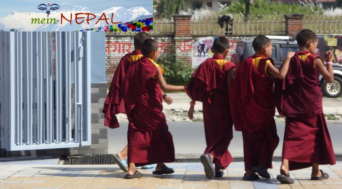 Interkulturelle Kompetenz - Verhalten in Nepal - was Du in Nepal nicht tun solltest.