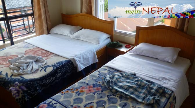Unterkunft in Nepal - Hotels und Gasthäuser in Kathmandu, Pokhara und Chitwan.