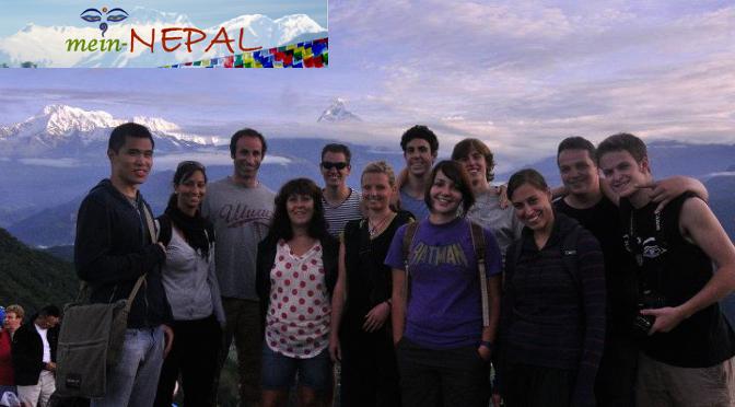 Gruppenreisen nach Nepal